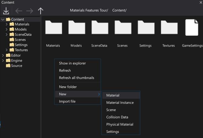 HOWTO: Create Custom GUI Material   Flax Documentation